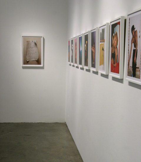 Michael Schmelling, Installation