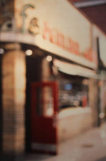 David Armstrong, Penn Station Cafe