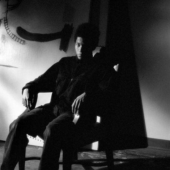 Jeannette Montgomery Barron, Jean Michel Basquiat