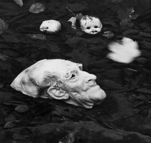 Ralph Eugene Meatyard Untitled (Mask in Water)