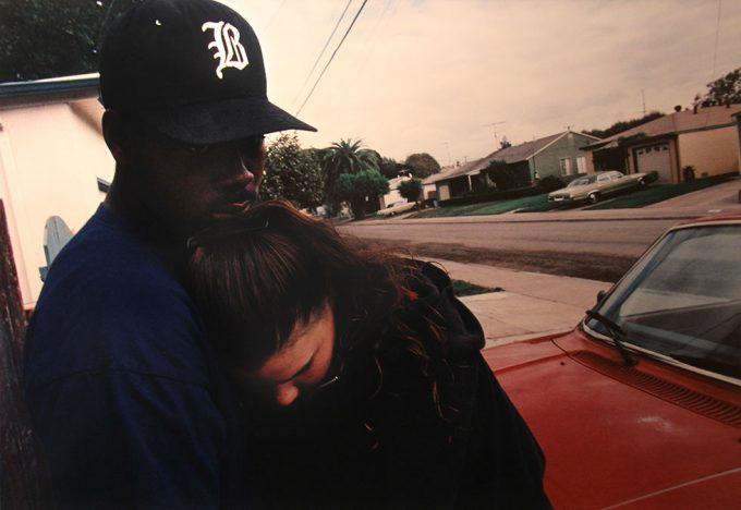 Joe Rodriguez Untitled (Interracial Couple)