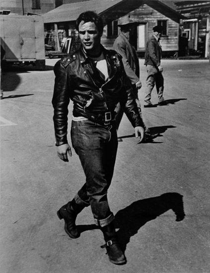 Marlon Brando (from 'The Wild One')