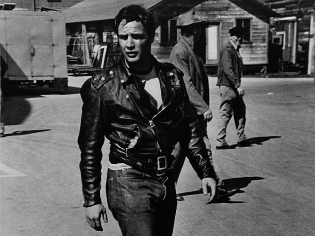 Marlon Brando (from 'The Wild One')