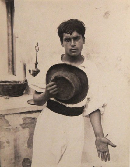 Wilhelm von Gloeden, Taormina Sicilia