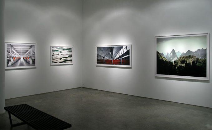 Stephen Wilkes, China Exhibition