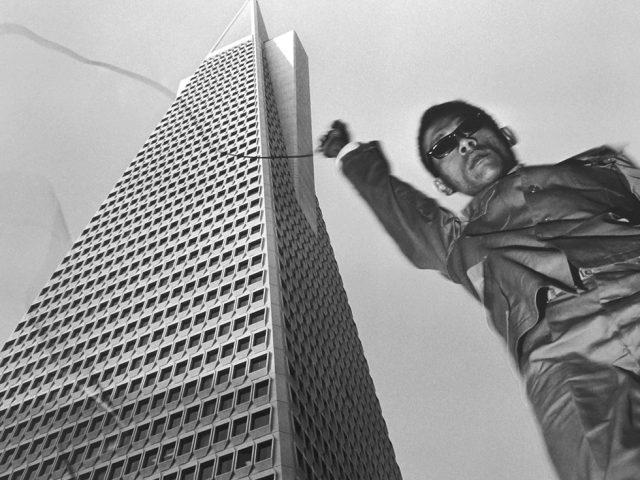 Tseng Kwong Chi, San Francisco, California, East Meets West