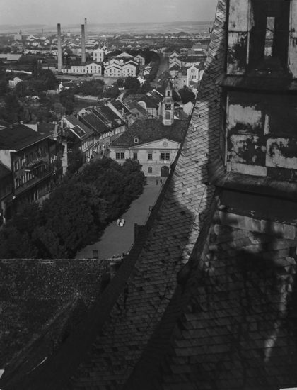 Jaromir Funke, Cathedral, Rooftops