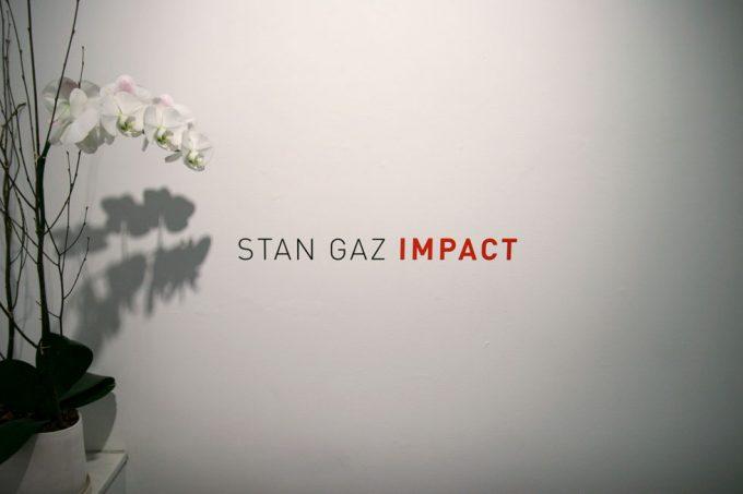 Stan Gaz, Impact Installation 1