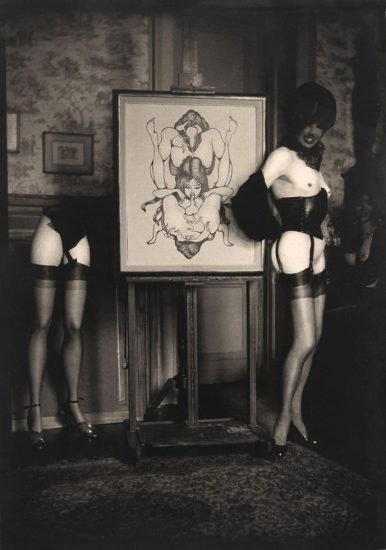 Pierre Molinier, Ce Qui Est Merveille, 1966