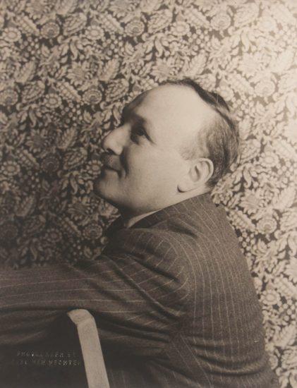 Carl Van Vechten, Portrait of Manual Komroff