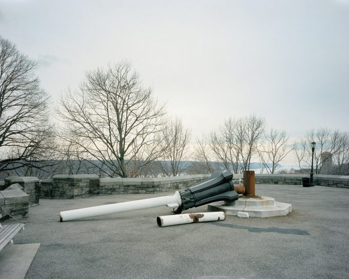 Keith Yahrling, Battle of Fort Washington