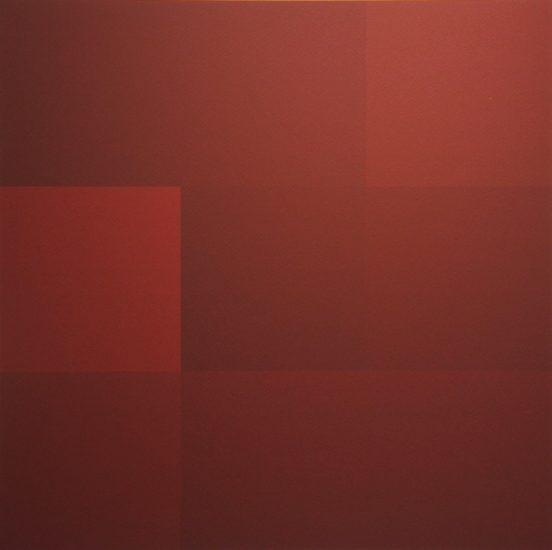 Stuart Allen, Rock No. 35, 9 Pixels