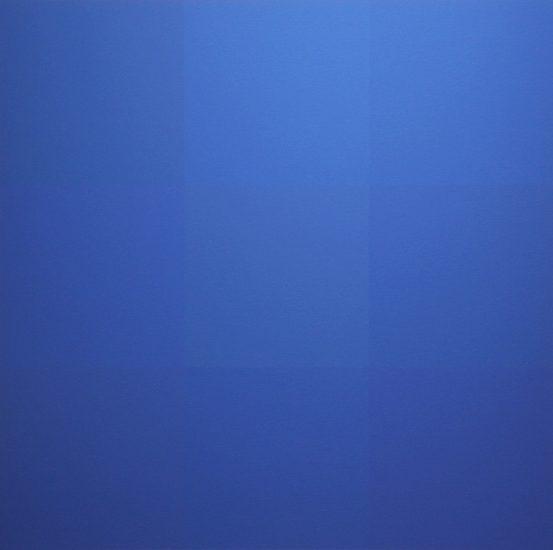 Stuart Allen, Santa Fe, New Mexico / Sky No. 2, 9 Pixels