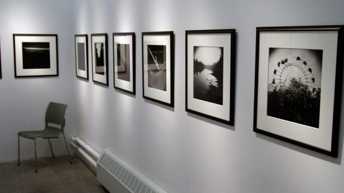 Dave Anderson, Exhibition 1