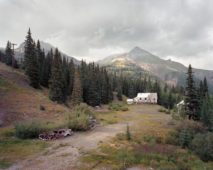 Bryan Schutmaat, Abandoned Homestead, Red Mountain Mining District, Colorado