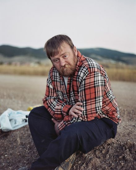 Bryan Schutmaat, Casey, Philipsburg, Montana