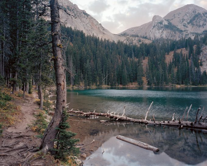 Bryan Schutmaat, Alpine Lake, Gallatin National Forest, Montana