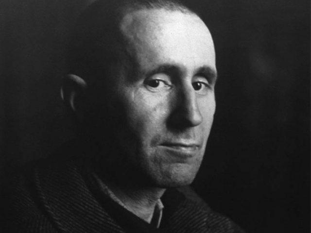 Josef Breitenbach, Portrait of Bertolt Brecht