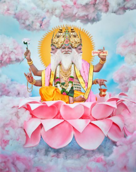 Manjari Sharma, Lord Brahma