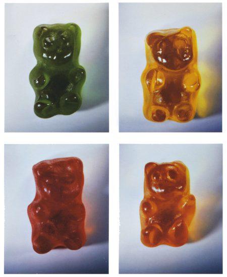 Vik Muniz, Gummy Bears