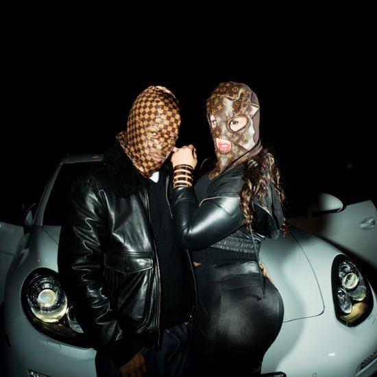 Brian Finke, Untitled (Hip Hop Honeys #45)