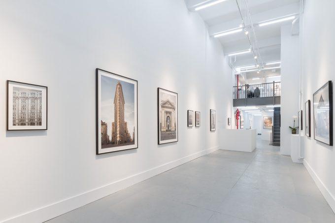 "Installation image 4 ""The Secret Lives of Buildings"""
