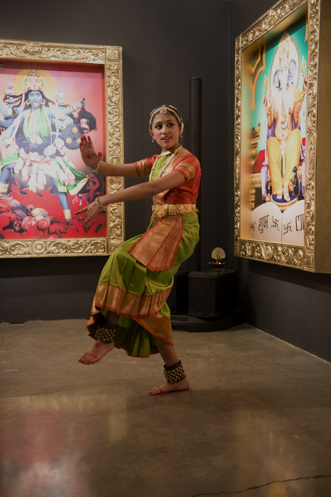 An evening honoring Hindu Gods and Goddesses