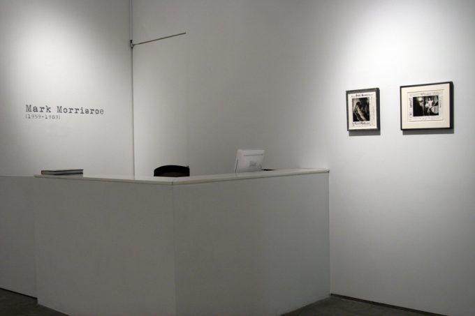 Mark Morrisroe, Exhibition 1