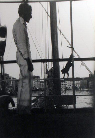Cecil Beaton, Jean Cocteau, Toulon
