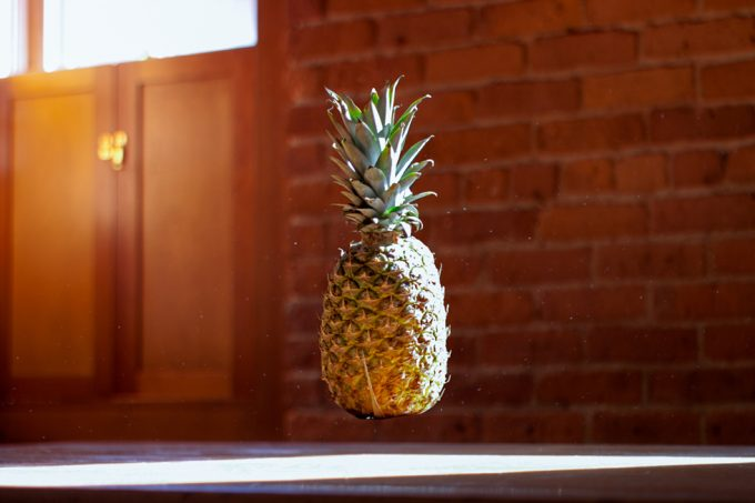 Rachel Hulin, Floating Pineapple