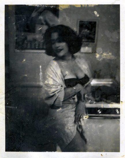 Mark Morrisroe, Pia Howard (Polaroid 510)