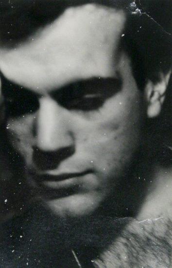 Mark Morrisroe, Untitled (Steven V)