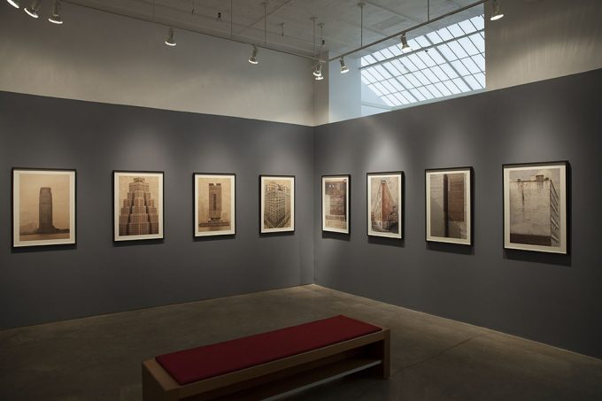 Marc Yankus, Exhibition image, The Space Between