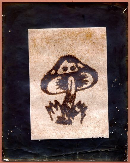Mark Morrisroe, Happy Mushroom