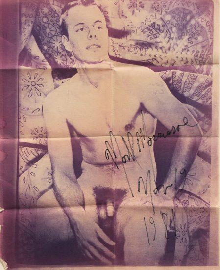 Mark Morrisroe, Untitled