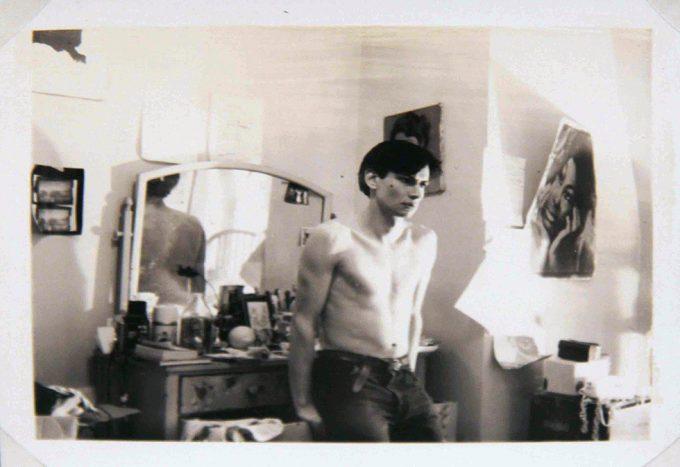 Mark Morrisroe, Untitled Self Portrait