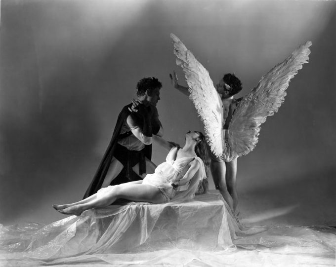 George Platt Lynes, Orpheus (Lev Christian and Marie Jeanne)