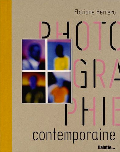 Bill Armstrong's work is on the cover of a new book on contemporary photography