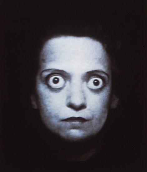 Nancy Burson, Untitled (Bug-Eyed Woman)