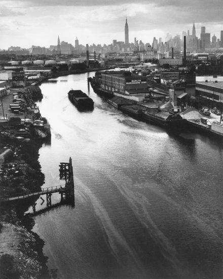 Arthur Tress, Old Canal