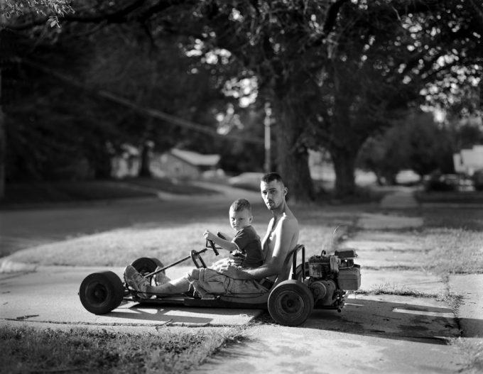Christopher Churchill, Go Cart