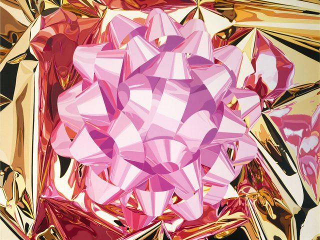 Jeff Koons, Pink Bow