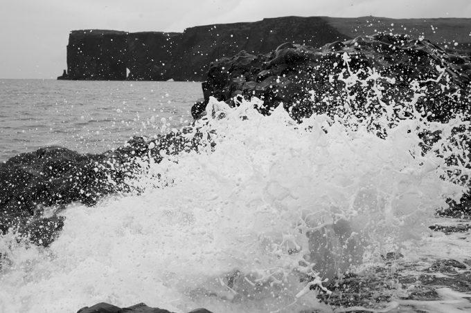 Nick Turner, Untitled (Wave Break)
