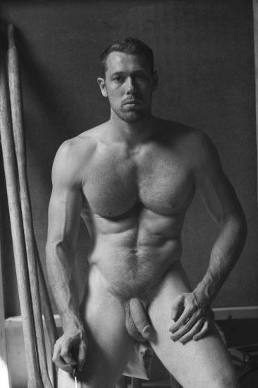 Nick Turner, Untitled (Self Portrait)