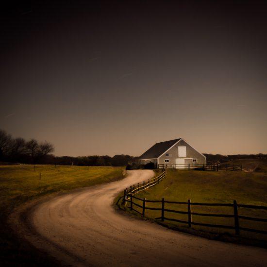 Bob Avakian, The Barn