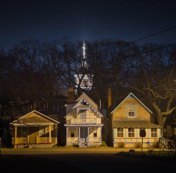 Bob Avakian, Three Little Houses