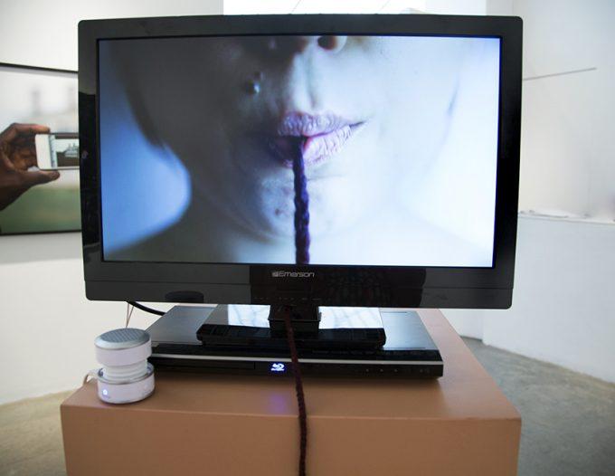 Vanessa Godden Exhibition Image
