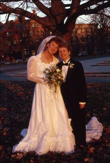 Mariette Pathy Allen, Second Wedding of