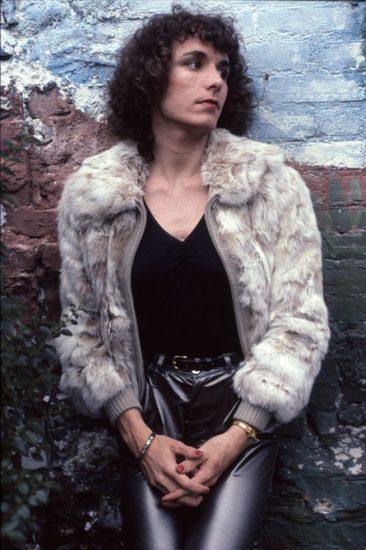 Mariette Pathy Allen, Vanessa (in a fur jacket)