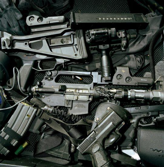 Brian Finke, Untitled (U.S. Marshals, Houston, #034)